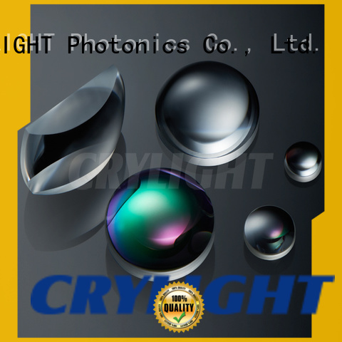 Crylight bi-convex lens from China for beam expanders