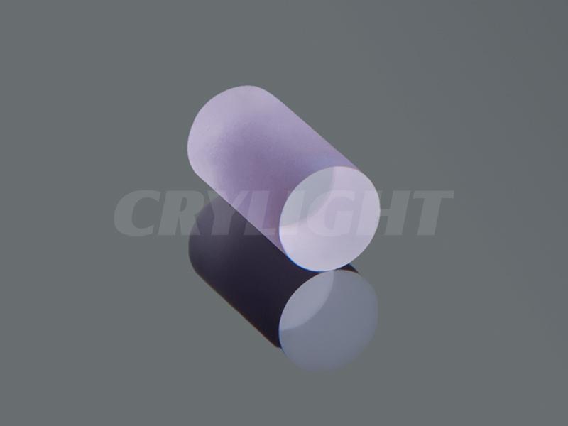 Ti-Sapphire Crystal