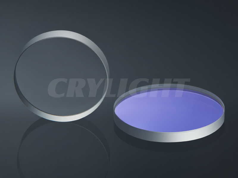 Crylight silica precision optical window factory price for industrial-1