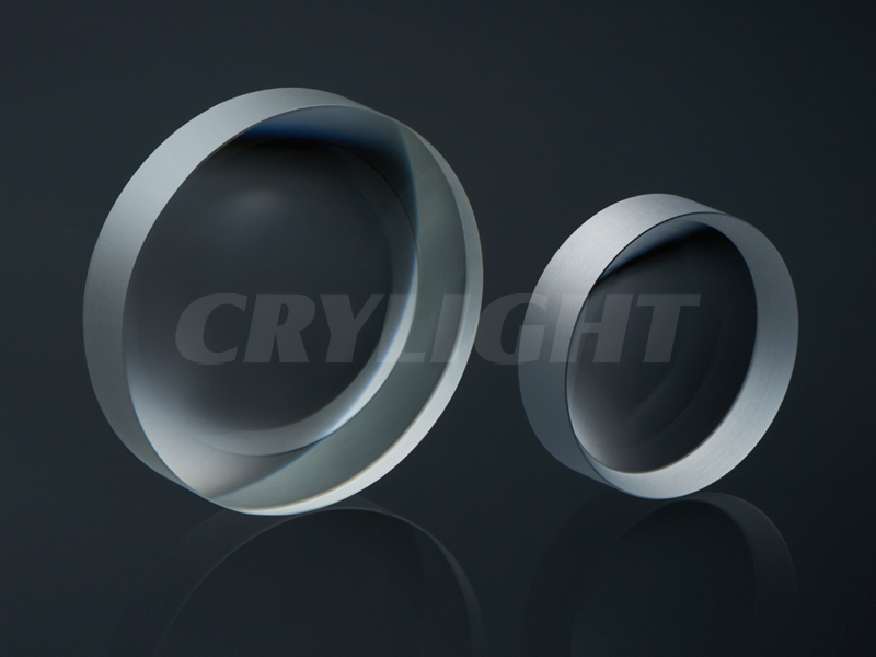 Crylight convex double concave lens directly sale for projection-1