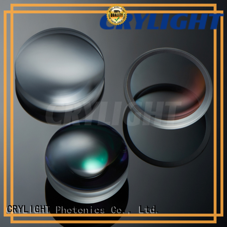 double plano convex lens customized for beam expanders