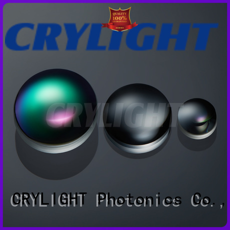 Crylight positive doublets lens customized for sale