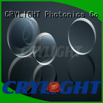 Crylight double concave lens series for sale