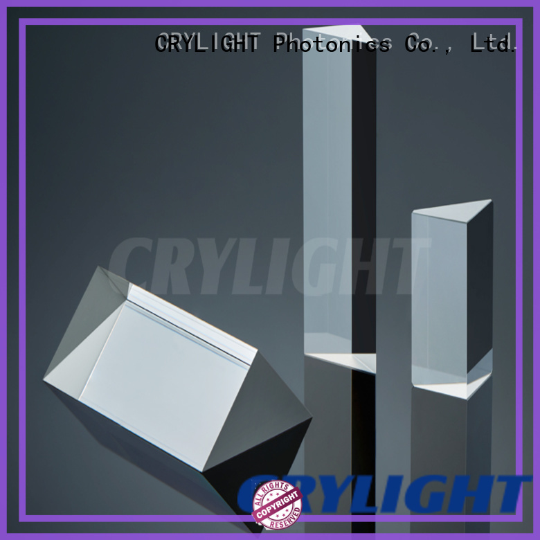 Crylight right angle prism factory price for right angle