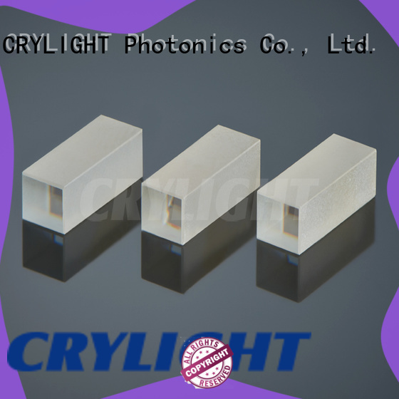 Crylight laser glass directly sale for mini lasers