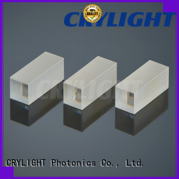 top quality optical crystal factory for industry