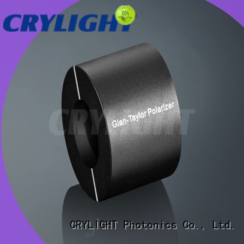 polarizer glan taylor factory price for industrial