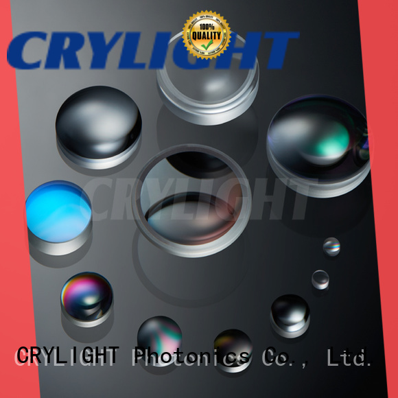 Crylight caf2 bk7 pcx lens from China for projection