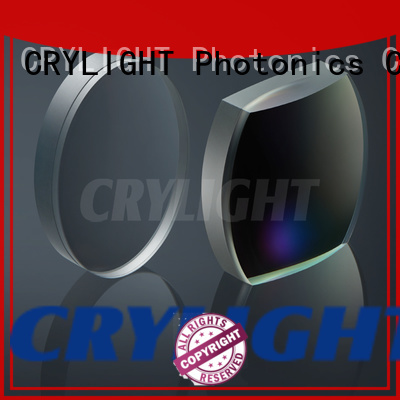Crylight achromatic plano concave lens manufacturer for testing