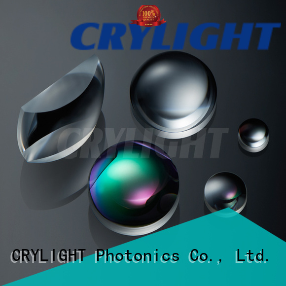 Crylight fused double convex directly sale for projection
