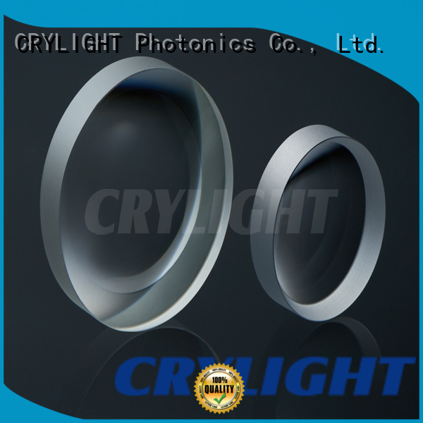 Crylight convex triple lenses series for projection