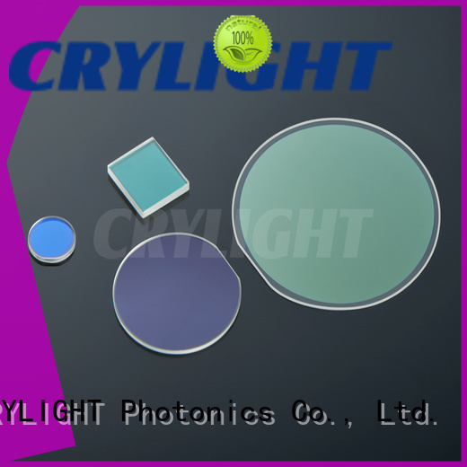 Crylight single low order waveplate personalized for rotate