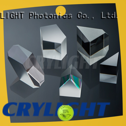 Crylight dispersive prisms wholesale for dispersing