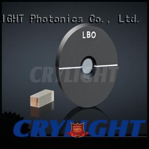 Crylight felinbo3 NLO Crystal manufacturer for commercial