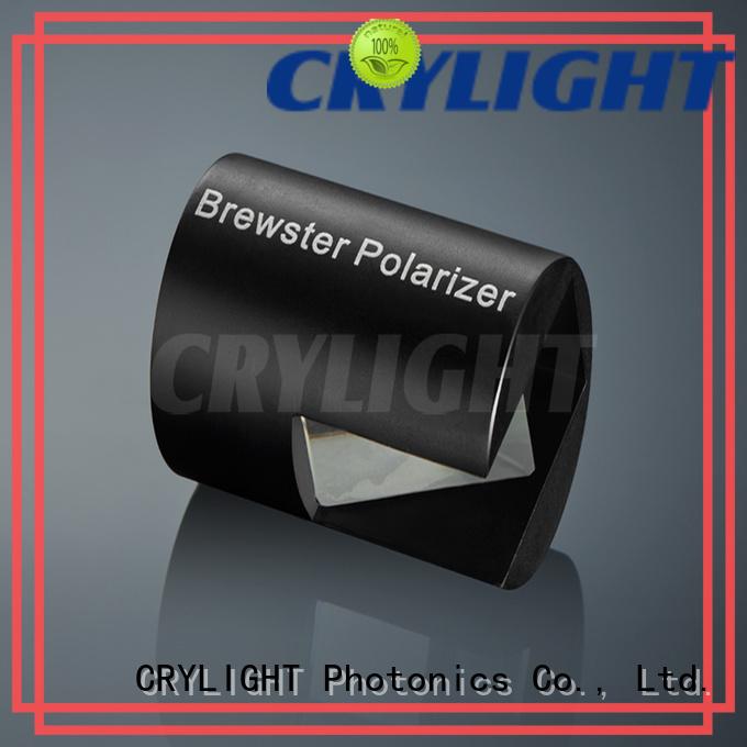 Crylight rochon rochon polarizer supplier for industrial