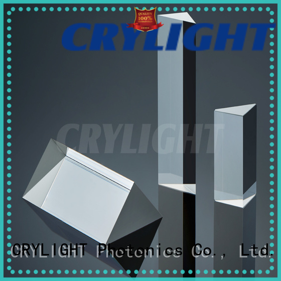 Crylight dove right angle prism supplier for penta