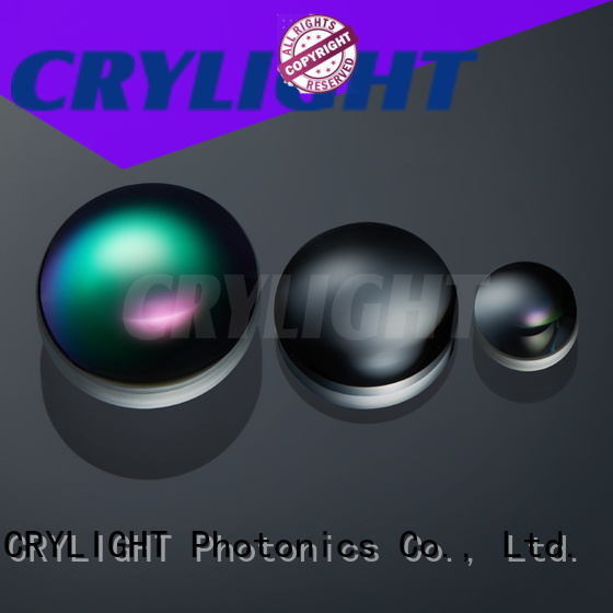 Crylight double double convex lens series for projection