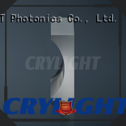 Crylight bi-concave cylindrical lens wholesale for optical metrology