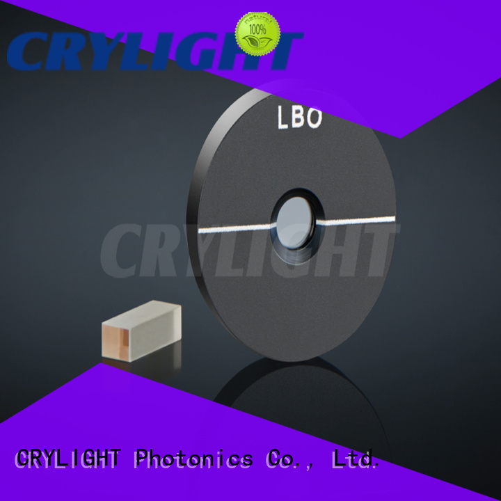Crylight NLO Crystal manufacturer for commercial