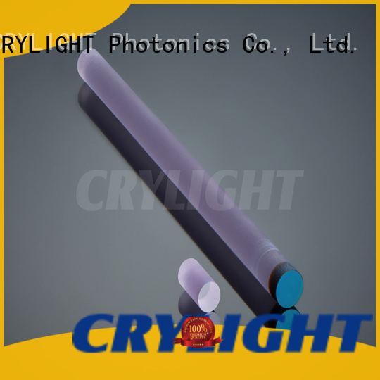 Crylight YVO4 crystal customized for pumped solid-state