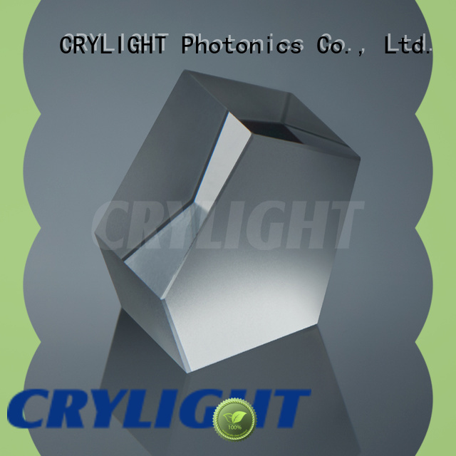 Crylight wedge penta prism wholesale for right angle