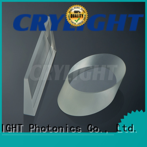 Crylight anamorphic prism personalized for right angle