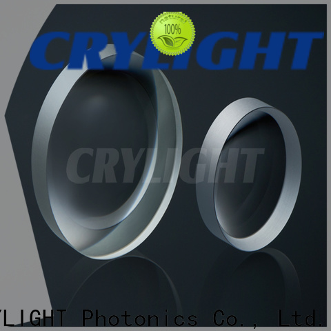 Crylight spherical lens directly sale for projection