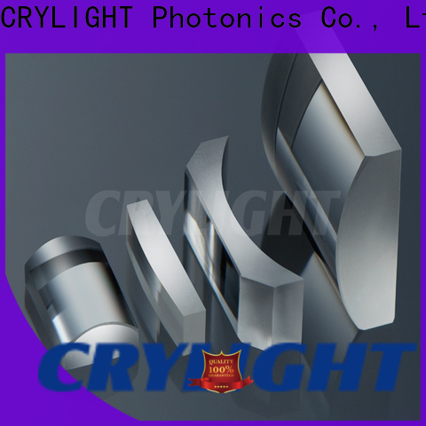 Crylight cylinder optics factory price for spectroscopic