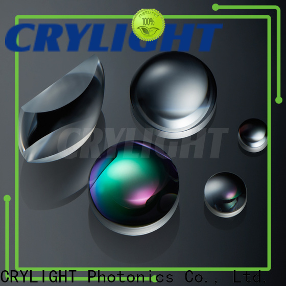 Crylight convex double convex manufacturer for beam expanders