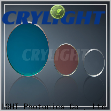 Crylight znse bk7 window personalized for industry