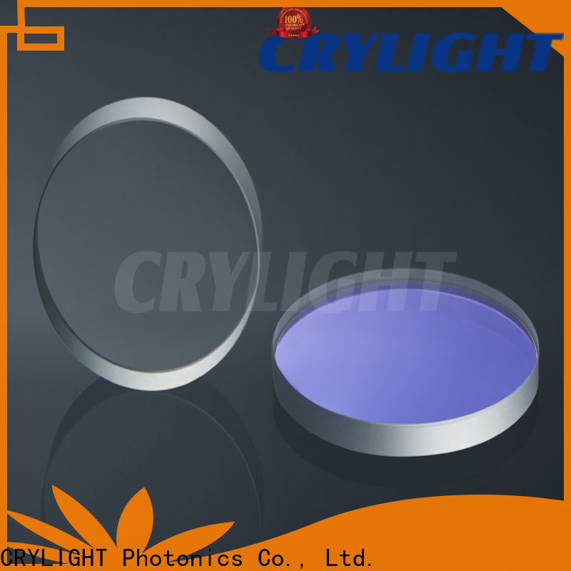 Crylight fused bk7 window factory price for sale