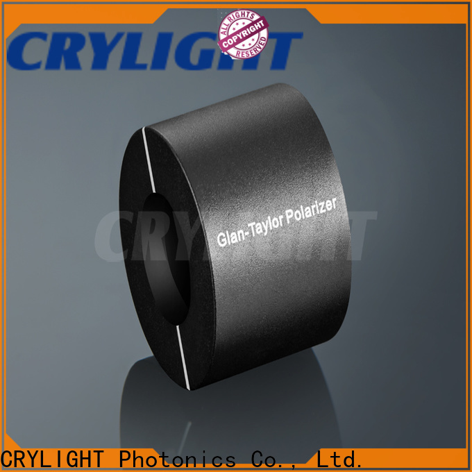 Crylight thompson taylor polarizers factory price for commercial