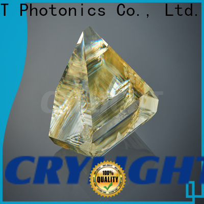 Crylight reliable LBO Crystal from China for laser