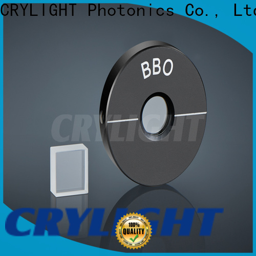 calcite BBO crystal with good price for oscillators