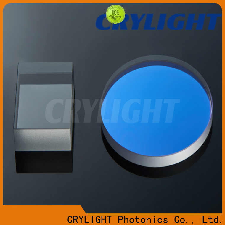silica precision optical window personalized for industrial