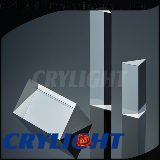 Crylight right angle prism wholesale for dispersing