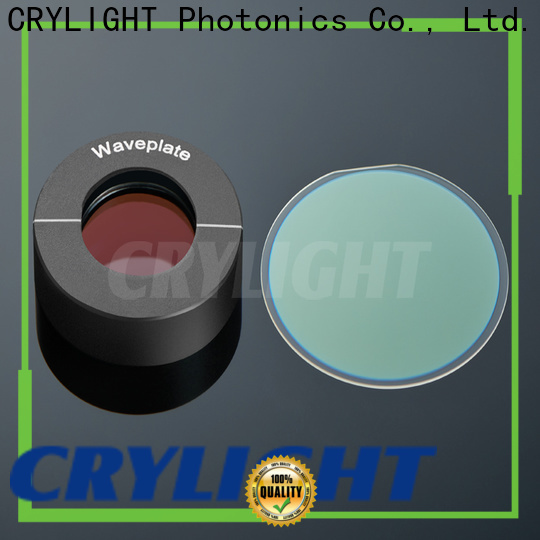 Crylight single dual wavelength waveplate wholesale for polarization
