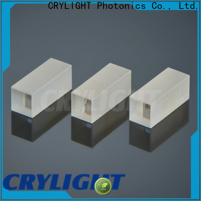 Crylight laser glass series for mini lasers