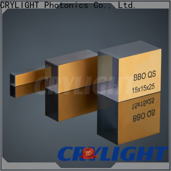 alphabbo NLO crystal at discount for electro-optical