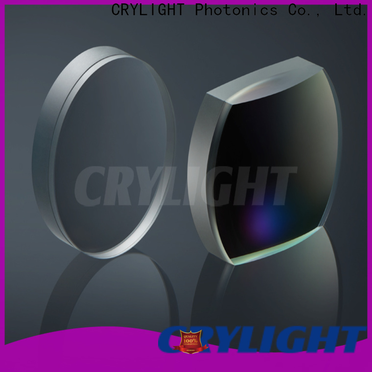 Crylight fused double concave lens manufacturer for sale