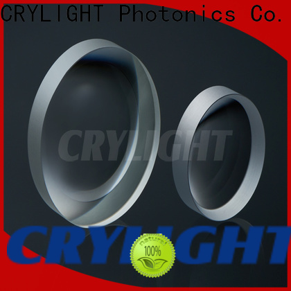 Crylight bk7 pcx lens customized for beam expanders