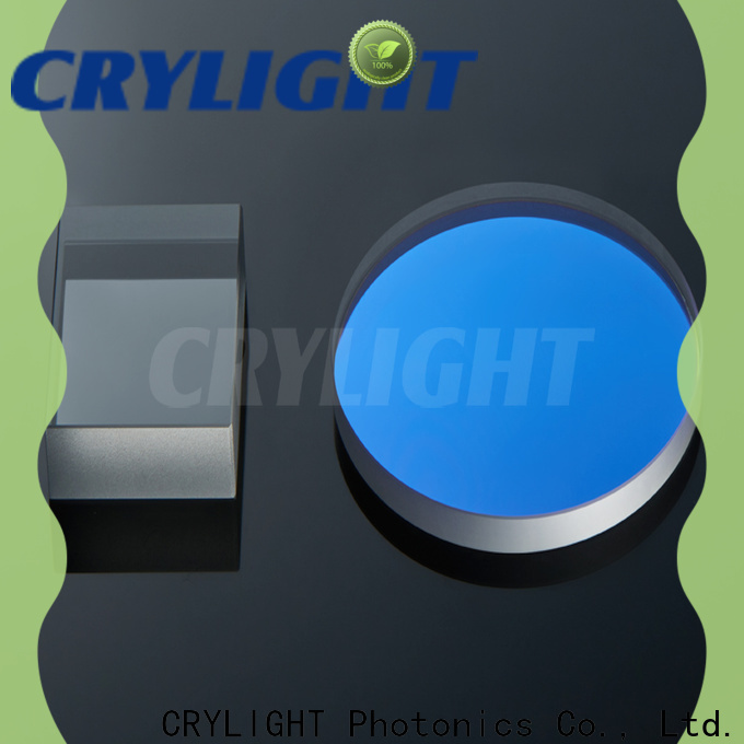 Crylight silica precision optical window supplier for industrial