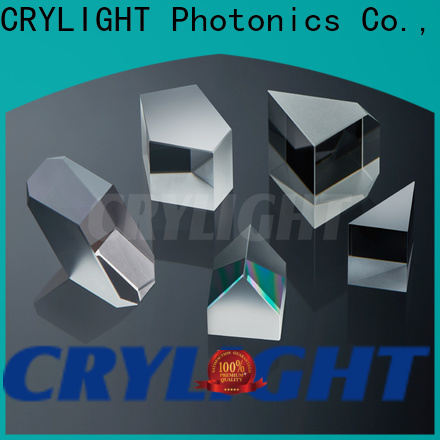 Crylight fused silica prism factory price for penta