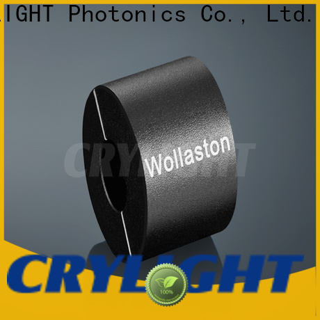 Crylight glan laser polarizers wholesale for optical techniques