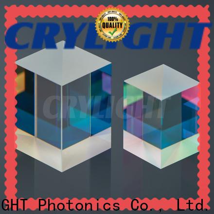 micro polarization beamsplitter cube supplier for industrial