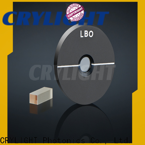 Crylight durable NLO Crystal manufacturer for harmonic generation