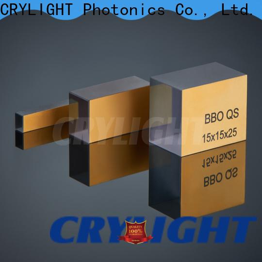 Crylight mgolinbo3 KTP Crystal manufacturer for doubling diode