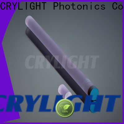 Crylight birefringent crystal manufacturer for pumped solid-state