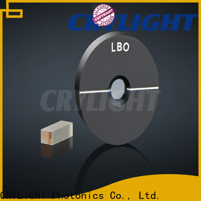 Crylight NLO Crystal from China for doubling diode