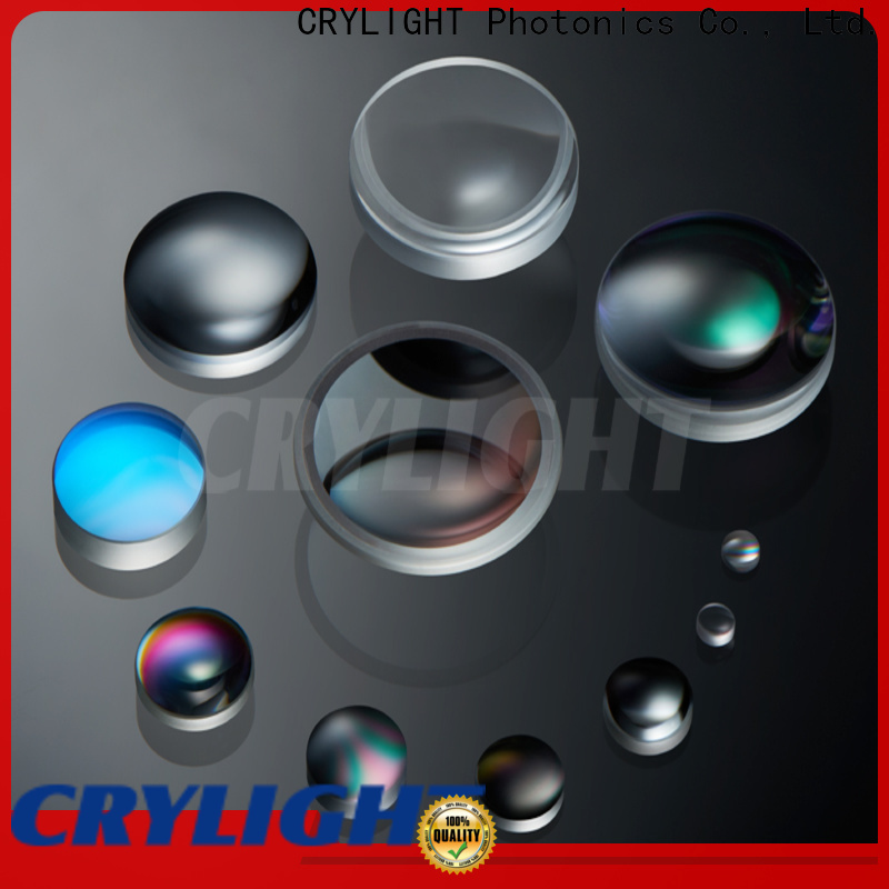 Crylight positive double concave customized for sale